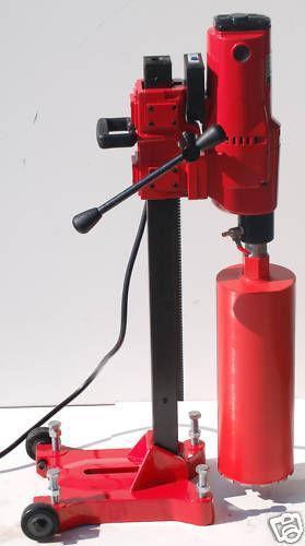 Core Drill Stand Ebay