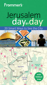 Jerusalem day by day / Frommers