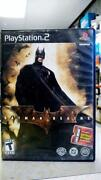 Batman Begins PS2