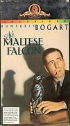 The Maltese Falcon VHS
