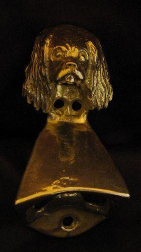 CAVALIER KING CHARLES SPANIEL Wall Mounted Bottle Opener, Bronze