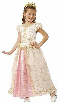 Rubie's Child's Deluxe Fairy Tale Princess Wedding Costume, Small NEW (Deluxe Fairy Costume)