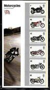 Motorcycle Stamps