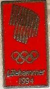 1994 Olympic Pins