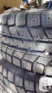 4 new like 215/60/16 winter tires