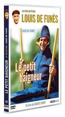"""LOUIS DE FUNES """" LE PETIT BAIGNEUR  """" DVD NEUF"""