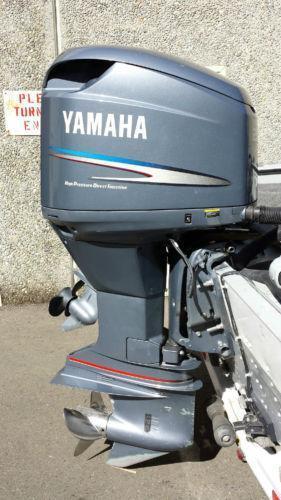 Yamaha 250 outboard ebay for Yamaha 200 outboard for sale