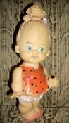 Pebbles Flintstone Doll