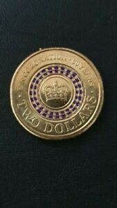 Wanted: BUYING ALL 2013 QUEENS CORONATION PURPLE $2 COINS :)