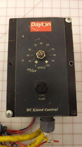 Dayton Speed Control Ebay