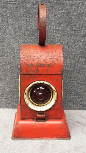 Vintage Signs For Sale >> Railway Lantern | eBay