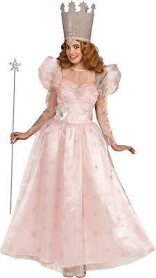 Womens Oz Glinda Deluxe Halloween Costume size Standard (Womens Deluxe Halloween Costumes)