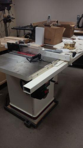 Used Jet Table Saw Ebay