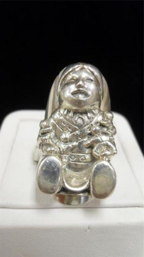 Vintage Native American Jewelry Rings Ebay