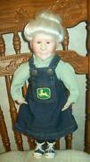 John Deere Doll