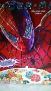 Spiderman Cereal Box