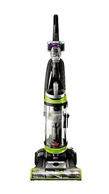 NEW BISSELL Cleanview Swivel Pet Upright Bagless Vacuum Cleaner, Green, 2252