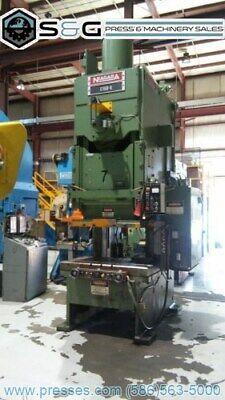 150 Ton Niagara E-150-s C-frame Press