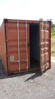 Cargo Storage Containers available