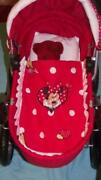 Dolls Pram Bedding