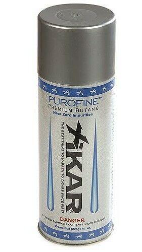 XiKAR Purofine Premium Butane Lighter Fuel Refill 8 Ounce Canister