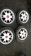 15 Alloy Wheels 4 Stud