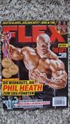 Bodybuilding Zeitschrift