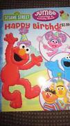 Sesame Street Coloring Book