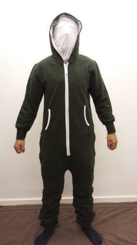 Mens Green Jumpsuit Ebay