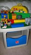 Step 2 Lego Table