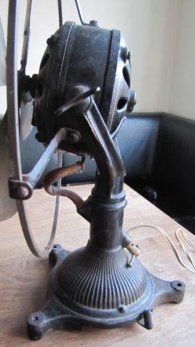 Antique Electric Fan Ebay