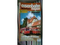 Eisenbahn  Magazin Modellbahn Magazin Heft Zeitschrift Nordrhein-Westfalen - Mülheim (Ruhr) Vorschau