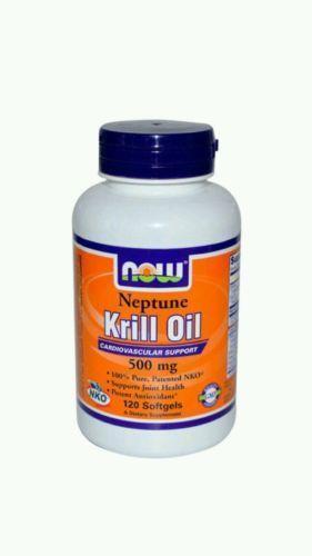 Neptune krill oil dietary supplements nutrition ebay for Mega red fish oil