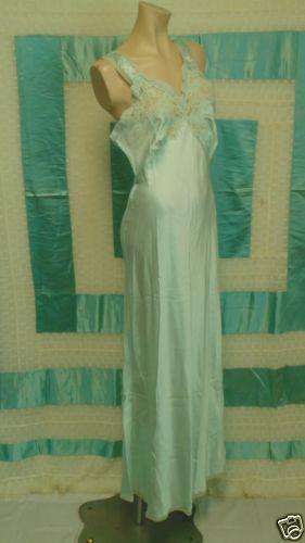 Vintage Rayon Nightgowns Ebay