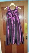 Prom Dress Age 11