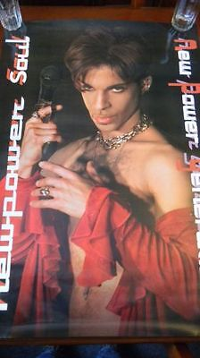 Prince Npg Promo Only Poster 1997 Huge 26X38 Sweet New Power Generation Sexy