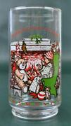 Coca Cola Holiday Glasses
