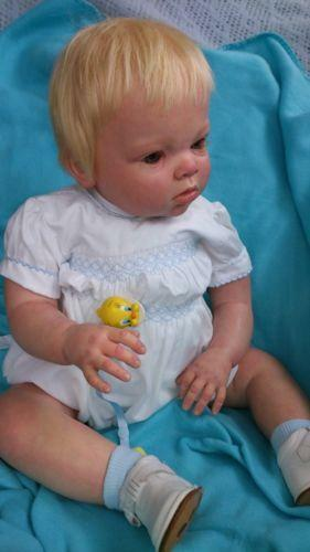 Reborn Toddler Doll Ebay