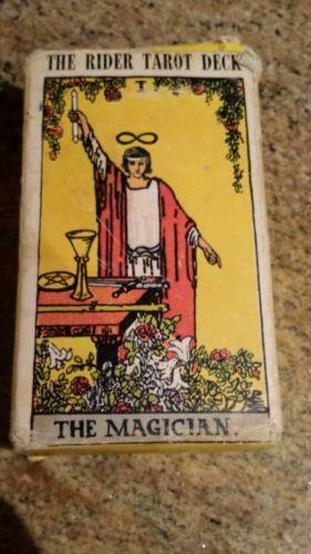 Antique Tarot Card The Fool: Vintage Tarot Cards