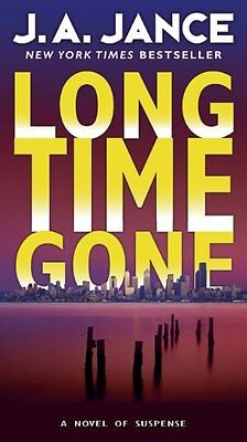 Long Time Gone  J  P  Beaumont Novel  By J  A  Jance