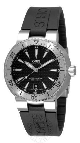 Oris Tt1 Divers Watch Ebay
