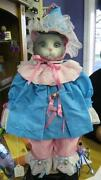 Goebel Cat Doll