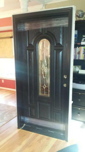 Fiberglass Entry Door Ebay