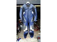 MOTORBIKE LEATHERS - Alpinestars SX-1 One Piece Suit - MENS - ONLY £150