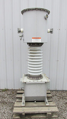 1 Phase Metering Transformer High Voltage 34500 Lv 69115 Trench N5550115601m