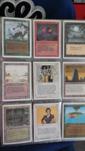 Selling A Car In Illinois >> MTG Revised Complete Set | eBay