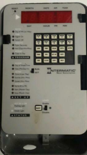 on Intermatic Mechanical Timer Switch