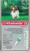 K9 Advantix II Small