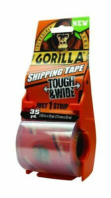 Gorilla Packing Tape with Dispenser 6045002, 2.83