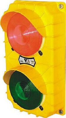 Loading Dock Traffic Light Stop And Go Dock Light Sg20led Flasher And Selector